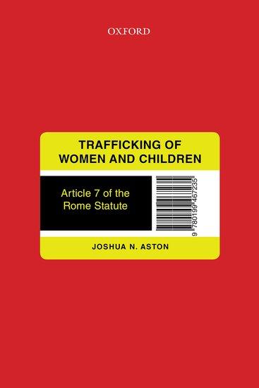 Trafficking of Women and Children