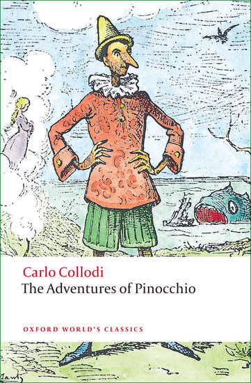 Oxford World's Classics: The Adventures of Pinocchio