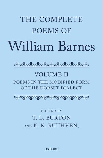 Complete Poems of William Barnes