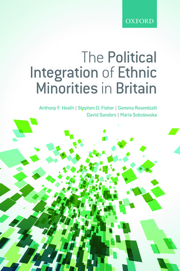 The Political Integration of Ethnic Minorities in Britain
