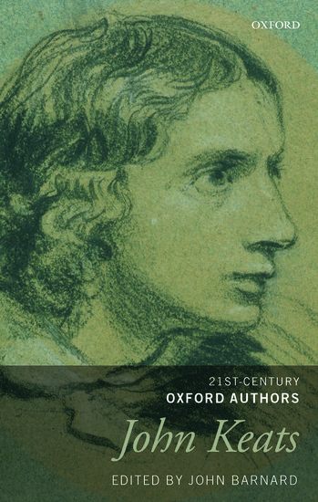 21st-Century Oxford Authors: John Keats