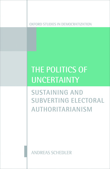 The Politics of Uncertainty