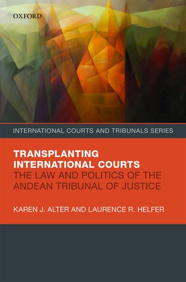 Transplanting International Courts