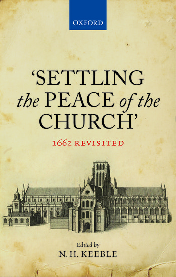 'Settling the Peace of the Church'
