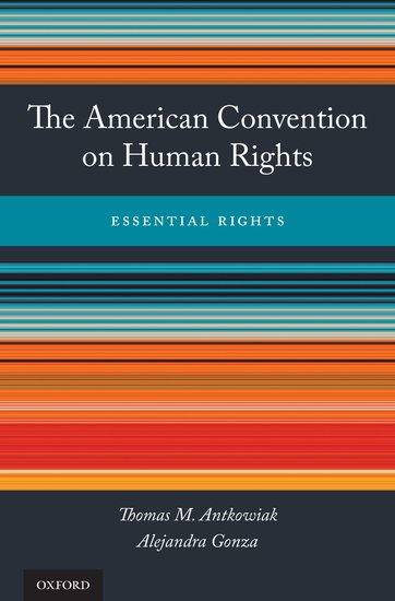 The American Convention on Human Rights