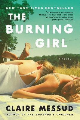 The Burning Girl - A Novel