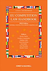 EU Competition Law Handbook 2018
