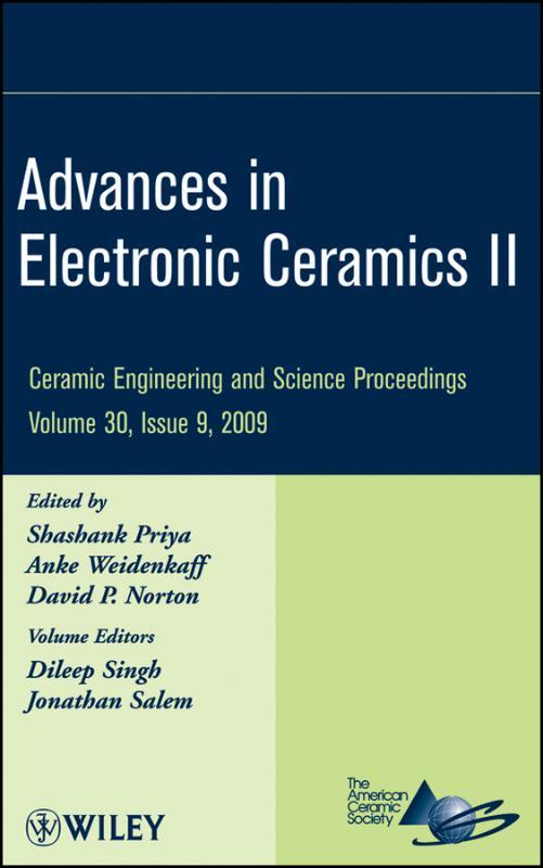Advances in Electronic Ceramics II