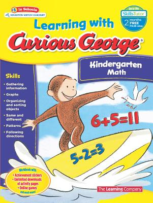 Learning with Curious George: Kindergarten Math