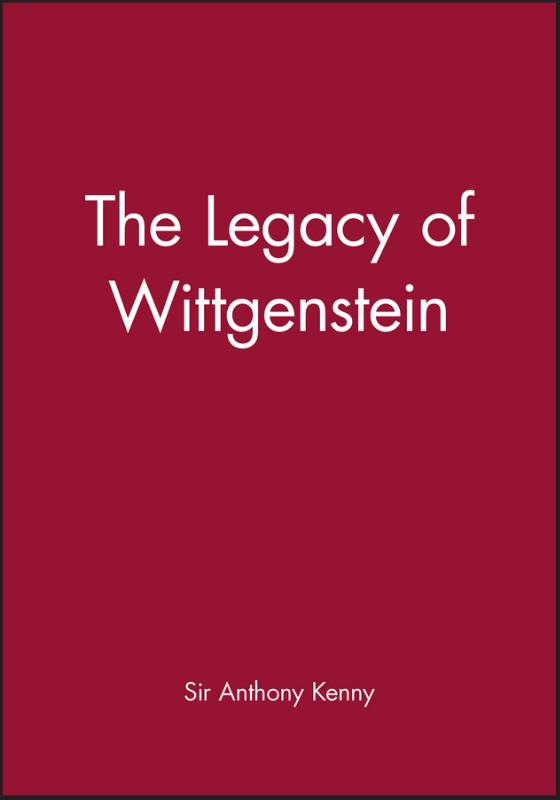The Legacy of Wittgenstein