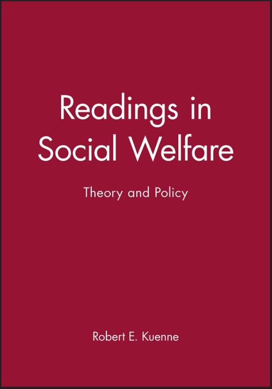 Readings in Social Welfare