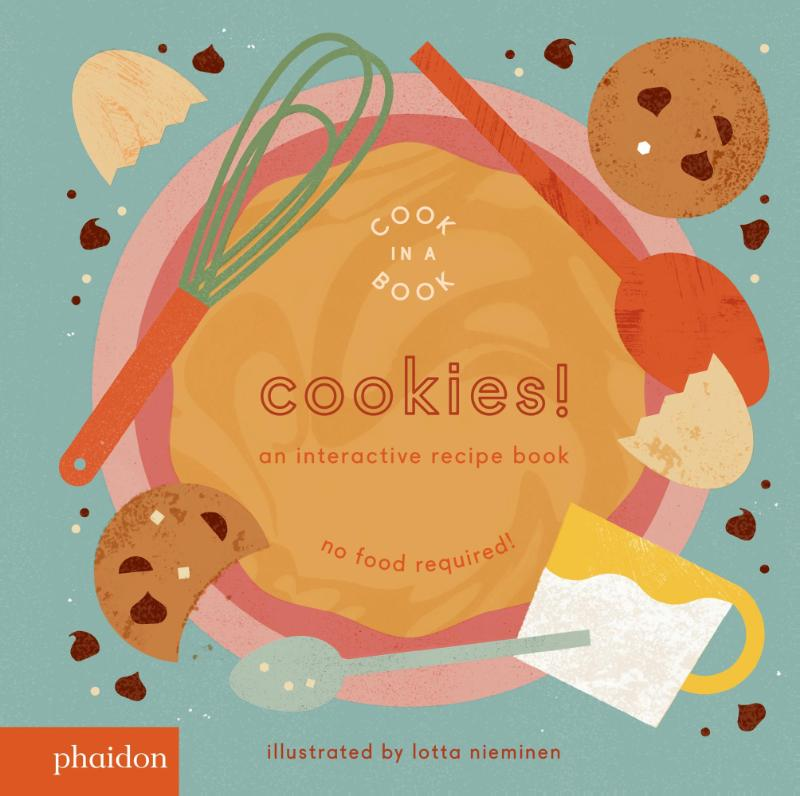 Cookies!, An Interactive Recipe Book