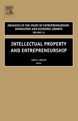 Intellectual Property and Entrepreneurship