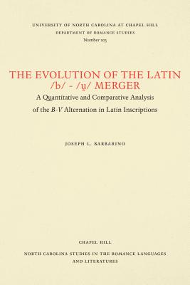 The Evolution of the Latin /B/-/ṷ/ Merger