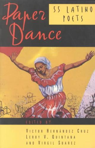 Paper Dance - 55 Latino Poets