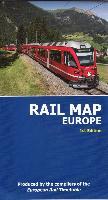 Rail Map of Europe