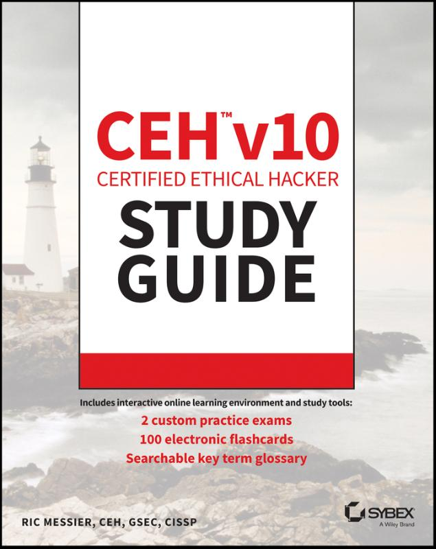 Sybex: CEH v9: Certified Ethical Hacker Version 9 Study ...