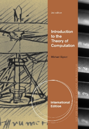 Introduction to the Theory of Computation, International Edi