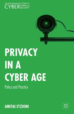 Privacy in a Cyber Age