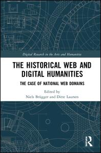 The Historical Web and Digital Humanities