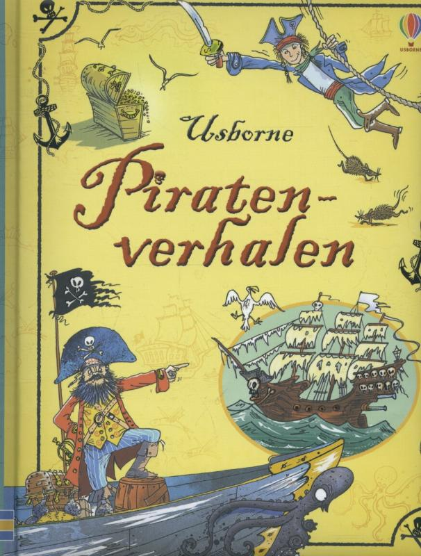 USBORNE PIRATENVERHALEN