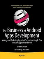 The Business of Android Apps Development