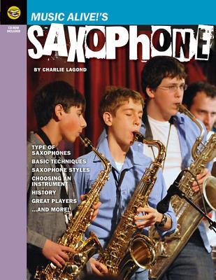 Music Alive!'s Saxophone