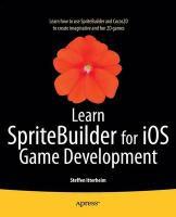 Learn SpriteBuilder for iOS Game Development