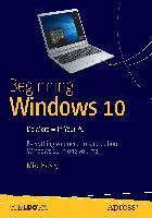 Beginning Windows 10