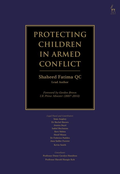 Protecting Children in Armed Conflict