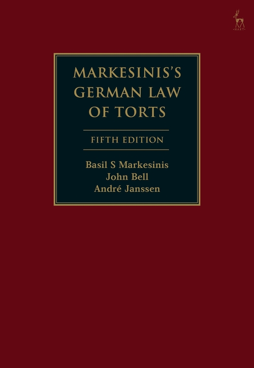 Markesinis's German Law of Torts