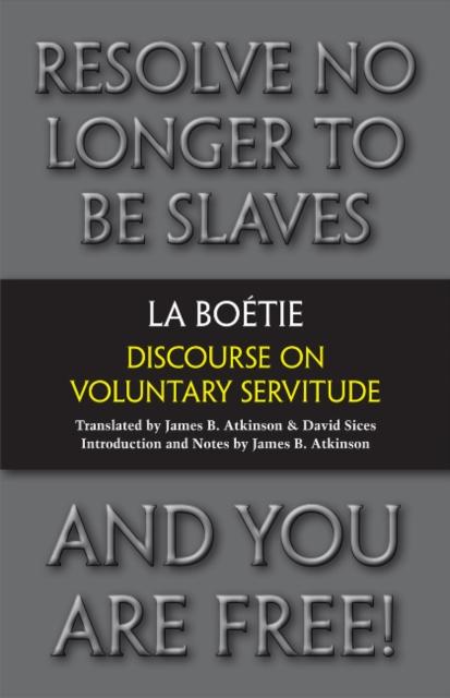 Discourse on Voluntary Servitude