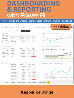 Dashboarding & Reporting With Power Bi