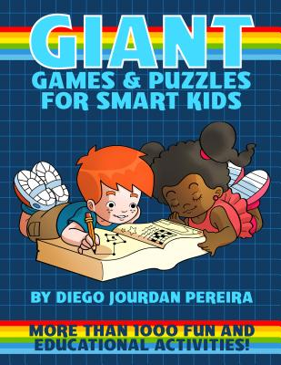 Giant Games and Puzzles for Smart Kids