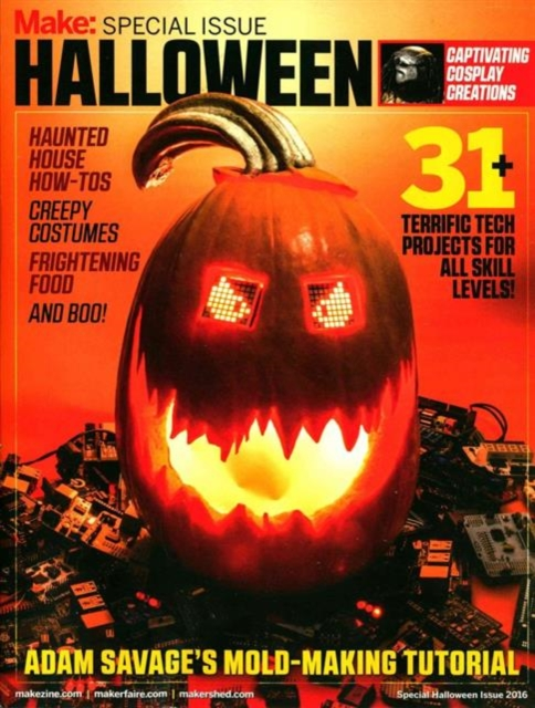 Make: Special Edition: Halloween