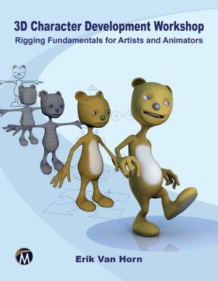 3D Character Development Workshop