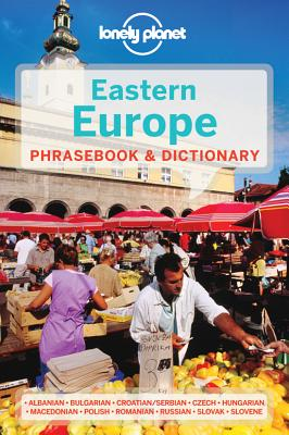 Lonely Planet: Eastern Europe Phrasebook & Dictionary