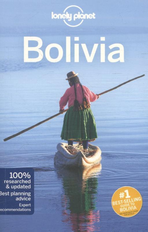 Lonely Planet Bolivia 9e