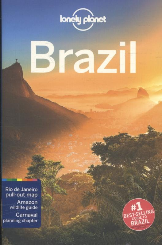 Lonely Planet Brazil 10e