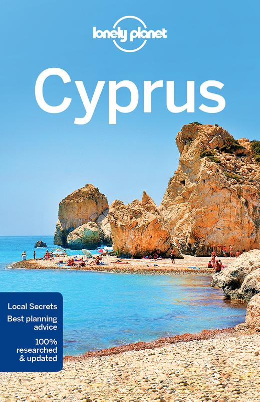 Lonely Planet Cyprus 7e
