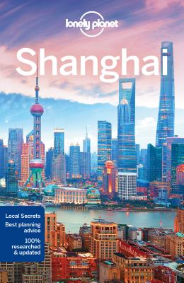 Lonely Planet Shanghai 8e