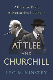 Attlee and Churchill