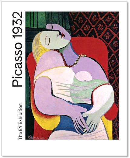 Picasso 1932. Love, Fame, Tragedy (Hb)