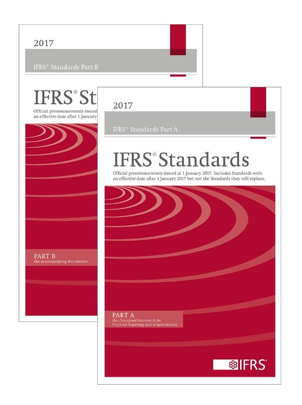 International Financial Reporting Standards (Red Book)
