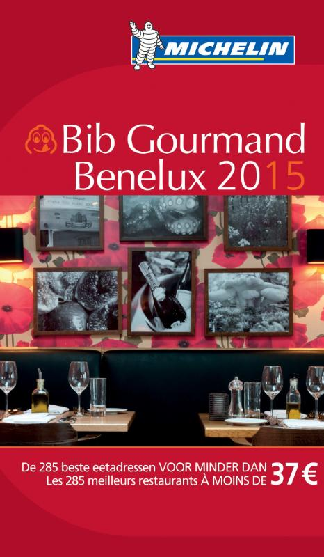 Bib Gourmand Benelux 2015