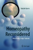 Homeopathy Reconsidered
