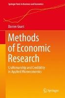 Methods of Economic Research