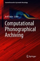 Computational Phonographical Archiving