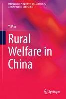 Rural Welfare in China