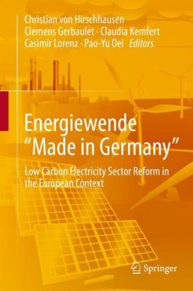 "Energiewende ""Made in Germany"""
